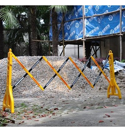 2.5M EXTENDABLE SAFETY ROAD BARRIER